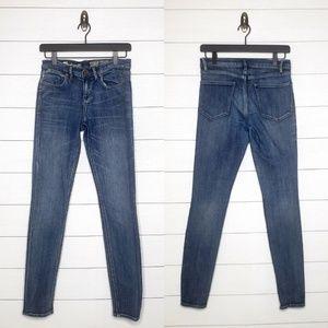Madewell Skinny Skinny Jeans Size 27